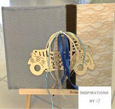 Βιβλίο ευχών βάπτισης με ξύλινο αυτοκίνητο... Inspiration, Biblical Inspiration, Inspirational, Inhalation