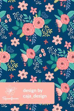 Wallpaper flowers pink floral prints wallpapers Ideas for 2019 Floral Print Wallpaper, Fabric Wallpaper, Floral Prints, Floral Fabric, Fabric Flowers, Kawaii Wallpaper, Trendy Wallpaper, Wallpaper Iphone Cute, Floral Flowers