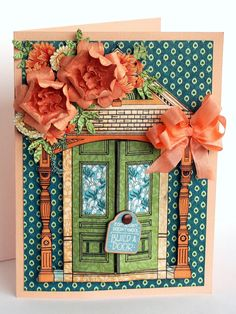 Scrap, Travel, and Bark!: A Snapguide card tutorial using Graphic 45's Artisan Style.
