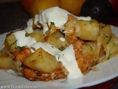 Mozzarella, Romanian Food, Romanian Recipes, Jamie Oliver, Kefir, Chicken Wings, Potato Salad, Cauliflower, Menu