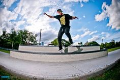 Stanley Inacio em um #nineclouds #skateboards welcome to the pro team