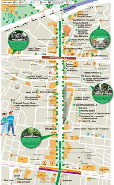Kyoto attractions map 07 Japan Pinterest Kyoto Japan and