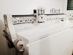 rBot - fully 3D printed CNC by reitter_m - Thingiverse