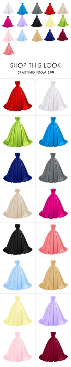 """""""Bess Bridal Women's Ball Gowns Lace"""" by stracyolivier on Polyvore"""