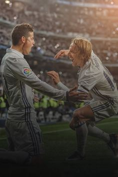James Rodriguez Luka Modric Real Madrid Wallpaper by adi-149.deviantart.com on @DeviantArt