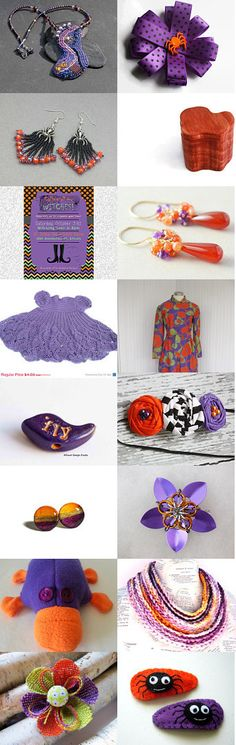 Spooky Nights! by Kristina Brown on Etsy--Pinned with TreasuryPin.com https://www.etsy.com/shop/SilverBirdBoutique