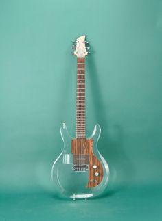 Dan Armstrong Plexi Guitar