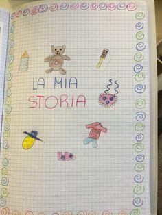 """Quaderno+di+storia+classe+2^+""""La+mia+storia+"""""""