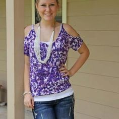 @in Humble, Tx  on Facebook ... Purple shirt