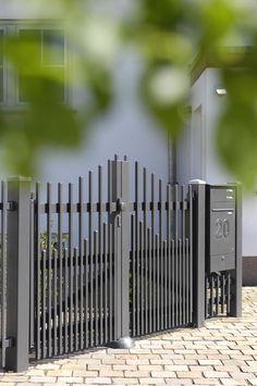 Iron Main Gate Design, House Main Gates Design, Front Gate Design, Door Gate Design, Fence Wall Design, Grill Gate Design, Steel Gate Design, Window Grill Design, Front Gates