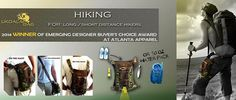 U Koala Bag hiking gear