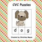 Over 100 Puzzles!!!  CVC, CVCe, Digraphs, Blends