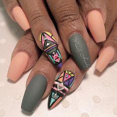 Nails by Mindy Hardy Price $ 55 #Padgram