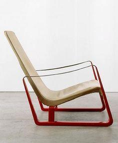 Jean Prouvé, Cité armchair (1933)