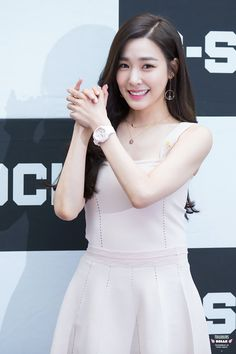 SNSD Tiffany 170416 casio fansign