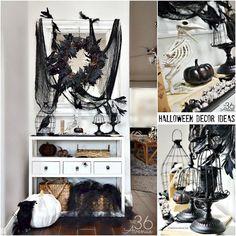 Halloween Decor - DIY Halloween Ideas
