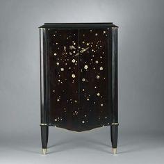 Cabinet, Jules-Émile Leleu, Designed c. 1938, made after c. 1938 - 1950,  Paris.