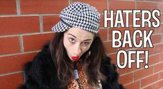 YouTube star Miranda Sings' new Netflix series Haters Back Off will premiere in October. What do you think? Are you a fan of the web series character?