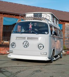 VW Camper Westfalia Amazing 34