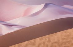 Colors Of Rub Al Khali Desert, United Arab Emirates Photography By: Timo Lieber