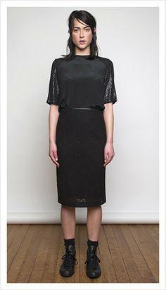 elliot t & edie skirt | winter 2014 collection | juliette hogan