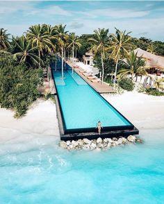 Vacation Places, Vacation Destinations, Dream Vacations, Vacation Spots, Holiday Destinations, The Places Youll Go, Cool Places To Visit, Places To Go, Dream Pools