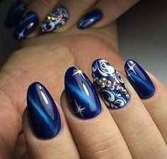 Gel Nail Designs You Should Try Out – Your Beautiful Nails Clear Nail Designs, Beautiful Nail Designs, Beautiful Nail Art, Nail Art Designs, Nails Design, Design Design, Fingernail Designs, Design Ideas, Chic Nail Art