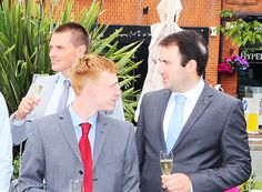 Paycircle has been papped! Tom, Eddy and Ben