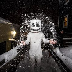 Let it snow let it snow let it snow ❄️