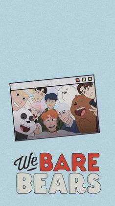 Monsta X And We Bare Bears / Escandalosos And Wallpaper lockscreen Fondo de pantalla HD iPhone K-pop