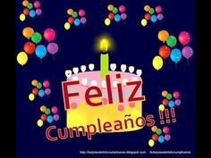 ▶ Feliz cumpleaños 2013 Happy Birthday - YouTube