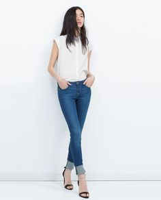Image 1 of SKINNY JEANS from Zara