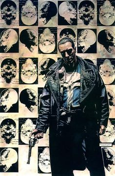 Punisher by Tim Bradstreet