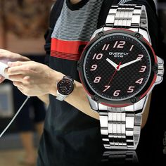 Hot Sale Handsome Charming  Noble Generous Best  Price Again  Man watch 24Hours Dispatch Free Shipping 12PC/LOT W8512AG on AliExpress.com. $133.00