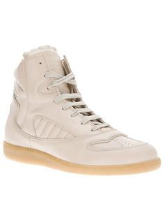 MAISON MARTIN MARGIELA Leather Hi-Top
