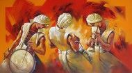 Buy Musician painting online - the original artwork by artist Shankar Gojare, exclusively available at Mojarto only. Check price, images and description online. Paintings Famous, Indian Art Paintings, Colorful Paintings, Indian Traditional Paintings, Africa Art, India Art, Indian Artist, Dance Art, Online Art Gallery