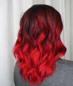 flame red hair colour fire red hair pravana mahogany red hair color dark re. Golden Red Hair, Red Purple Hair, Purple Hair Highlights, Red Ombre Hair, Dyed Red Hair, Red Brown Hair, Bright Red Hair, Ombre Hair Color, Hair Colour