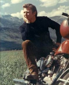 """Then Came Bronson starring Michael Parks.  Recognized him in a bit part in the movie """"Argo""""."""