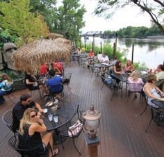 Top 5 Patio Bars in each of Minneapolis and St Paul...on this summer's to do list