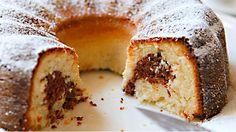 Kokosová hrnková bábovka | Prima Fresh Breakfast Recipes, Dessert Recipes, Desserts, French Toast, Muffin, Brunch, Fresh, Food, Bundt Cakes