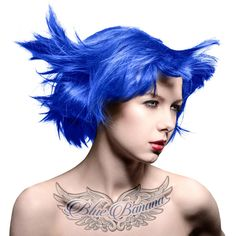 Manic Panic High Voltage Classic Cream Formula Colour Hair Dye 118ml (Bad Boy Blue)