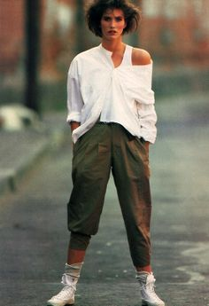 Forenza, American Vogue, June 1984.