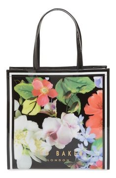 d9a034552e7ec8 Ted Baker London  Large Icon - Forget Me Not  Tote available at  Nordstrom