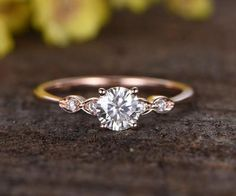 Love this, very elegant. Would be even better to have a fitted wedding band