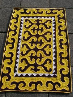 felt rugs | Contemporary Rugs: Handmade Felt Rugs