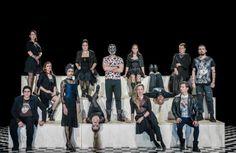 Uma explosão de atividades 0800 celebram a arte no Teatro Dulcina
