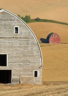 Barns - I love barns