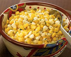 Honey Citrus Corn -   Toss cooked corn, butter, honey, lemon juice and parsley together in a bowl until butter melts.  Season with salt and pepper, if desired.