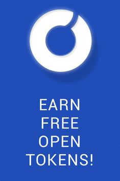 Earn OPEN Tokens
