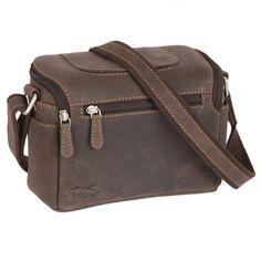 Bolsa Kalahari Kaama L-13 (piel)